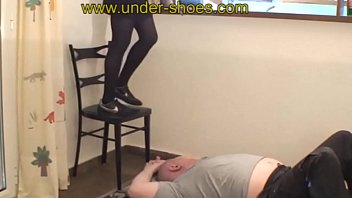Raw trample thumbs The savage miss imane face destruction http://clips4sale.com/store/424