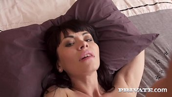 Private.com - Anal Stuffed Sasha Colibri Loves Cock & ATM!