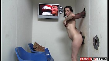 Samantha mohr sexy picture Big black cock for tegan mohr at the famous glory hole