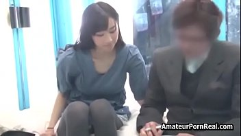 Yuppie Young Couple Japanese Asian Teen Porn Glass Wall