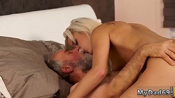 Surprise anal xxx - Daddy night and old lady anal xxx surprise your girlplaymate and she