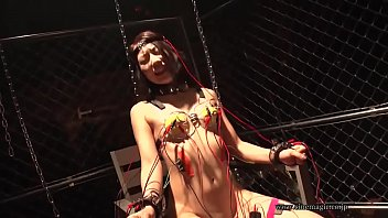Electro torture Asian Girl Japanese - 8