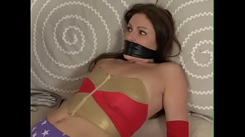 Rival Superheroines in Bondage - Celeste Star & Samantha Ryan