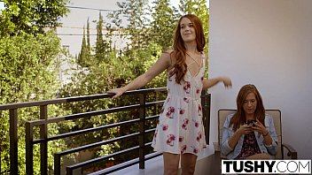 thumb tushy first dou  ble penetration for redhead k n for redhead ki for redhead kim