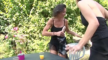 outdoor mature orgy - 69VClub.Com