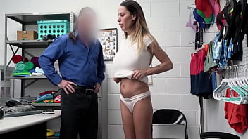 Don't call cops fuck me and let me go - Mckenzie Lee, Jack Vegas - Shoplyfter Mylf