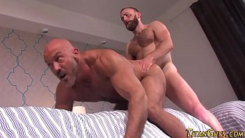 Gay bear asses - Muscled bears ass pounded