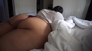 Beautiful bbw relaxing