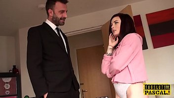 Facefucked Uk Whore C. Into Submission