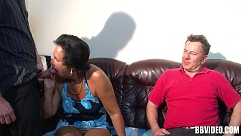 Mature german whore fucked in threesome thumbnail
