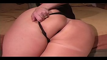 Fat ass girl farting
