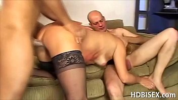 Bisexual mature arse fuck