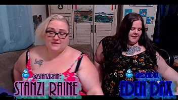 Zo Podcast X Presents The Fat Girls Podcast Hosted By:Eden Dax & Stanzi Raine Episode 2 Pt 1