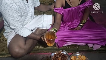 CoverTelugu wife Sex with after drinking beer