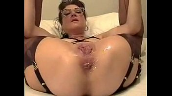 Older women deep anal insertions videos - Truly penetrated cunt of 45 years old anita