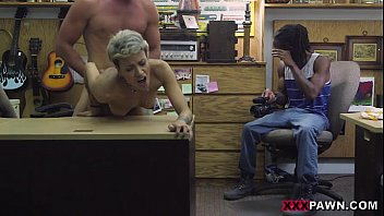 Epic xxx Fucking your girl in my pawnshop