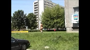 Sabina nude in public preview image