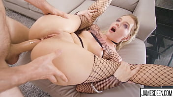 KENNA JAMES IN THE MOST HARDCORE ANAL SHOOT SHE HAS EVER DONE - Featuring: Kenna James / James Deen