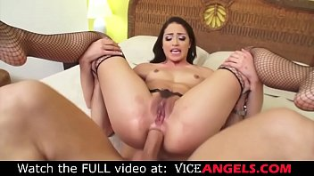 Hung dude bangs all holes of Avi Love in hardcore (Mick Blue , Avi Love)