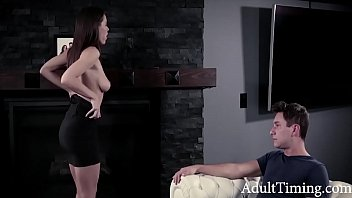 Brother Takes Advantage Of Sister After Parents Die- Lana Rhoades