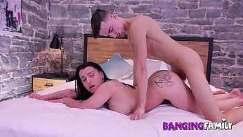 Banging Family - Taboo Showcam for My Step-Brother !
