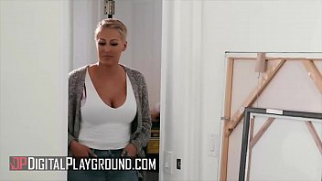 Curvy milf (Ryan Keely) gets drilled by a hard cock - Digital Playground