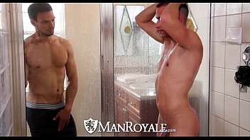 Clip demand gay man sex Hd - manroyale boyfriends share a shower before sex