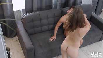 Teen Sofy Soul is ready for sex and rides her boyfriend's hard cock