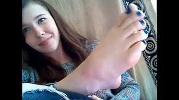 Foot teen toe Dag yo self foot worship