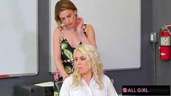 Personal Assistant Licks My Pussy With Coworkers In The Room! (Almost Caught!)