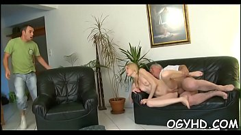 Old pussy free video Old crock licks a juvenile gal