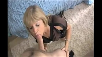 Milf caught stepson beating off and blows him - Watch More Vidz Like This At Fxvidz.net
