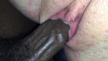 Fucking White girl Andrea in backseat until I cum on that pussy