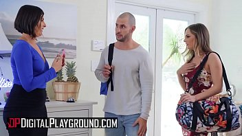 (Sydney Cole, Helena Price) - Turndown Service Episode 2 - Digital Playground