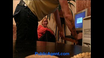 Offender pa sex Publicagent sexy blonde porn fan eva rides me on the sofa