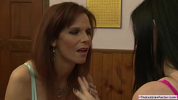 Milf eating stepdaughters friends pussy
