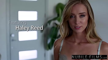 Hot Blonde Haley Reed Seduces Busy BF For Sensual Fuck - S37:E19 12 min