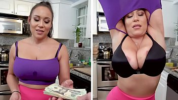 Carmela Clutch Sells Her Big Ass & Big Tits To Client Preston Parker For Cash Money