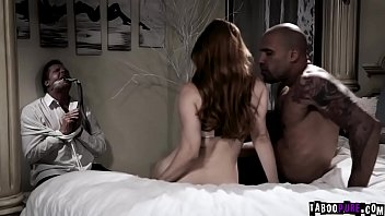 Dick Chibbles watch as Penny Pax fuck