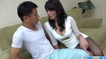 Top Milf, Rei Kitajima, Devours Cock In Hardcore  - More At Javhd.net