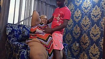 KingJuninho Banged her Stepmum AfricanChikito
