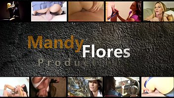 Hot Step Mom and son try Anal Internal Cum HD - Mandy Flores
