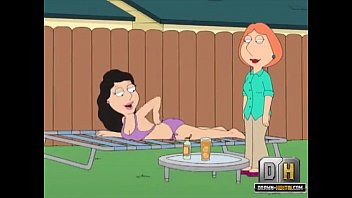 Girls watching nude guys Family-guy-porn