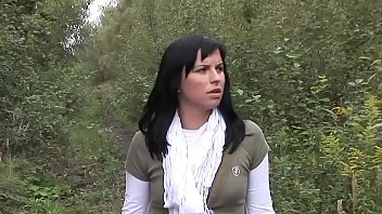 Public Fucking - Hot Girl with two strangers outdoor HD