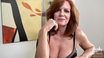 Step Mom Lets Me Just Put The Tip In - Andi James