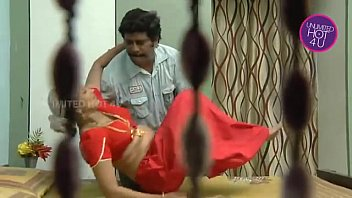 House owner romance with house worker when husband enter into the house - YouTube.MP4
