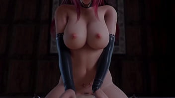 Succubus Getting Some Cock From Her Prey