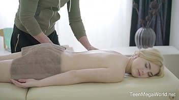 Tricky-Masseur.com -Lolly Small-Cute Blondie Craves More Than A Regular Massage