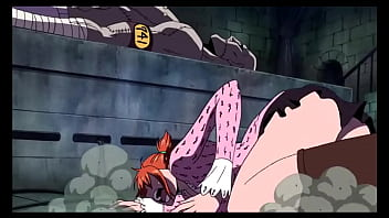 Female breast parts - One piece fan services-actual images from the anime compilation part 1