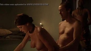 sex scene video spartacus